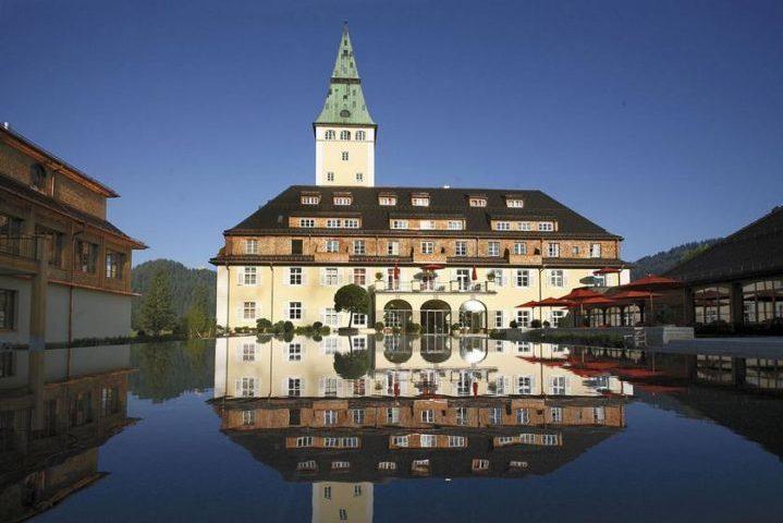 Schloss elmau seminar
